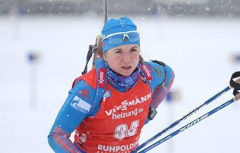Чемпионка России по биатлону Услугина планирует стать тренером