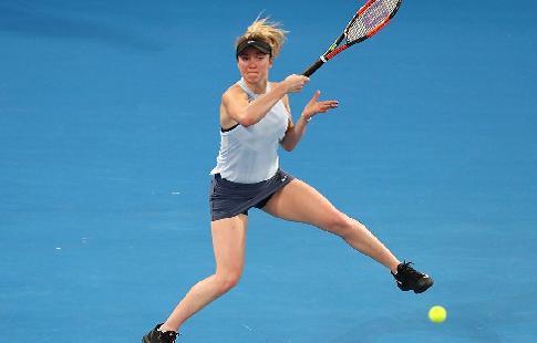 Невероятная Свитолина в видеообзоре матча 1/4 финала US Open против Конты