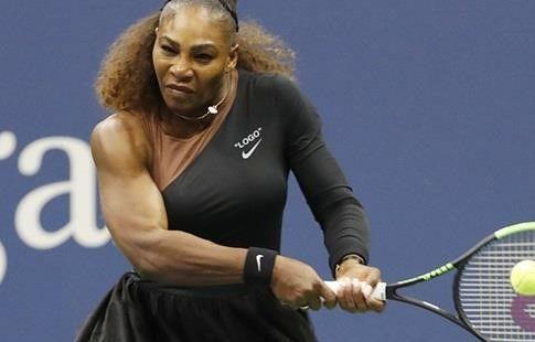 C. Уильямс поделилась впечатлениями от выхода в финал US Open