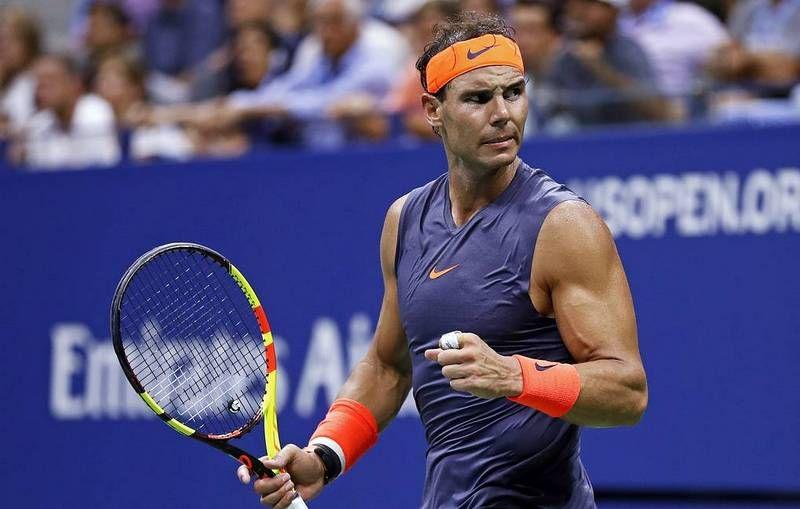 Теннис, US Open, 1/2 финала, Берреттини – Надаль, Прямая текстовая онлайн трансляция