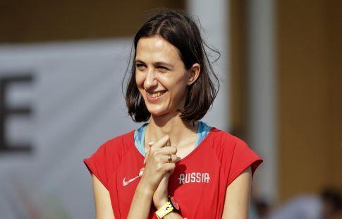 Заявка России на ЧМ по лёгкой атлетике
