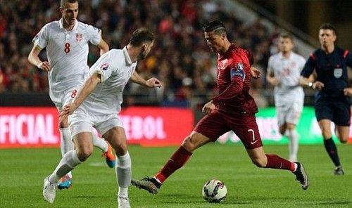 Футбол, Евро-2020, отбор, Сербия - Португалия, Прямая текстовая онлайн трансляция