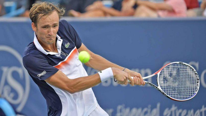 Теннис, US Open, Финал, Медведев – Надаль, Прямая текстовая онлайн трансляция