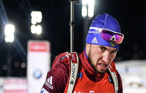 Логинов подписал контракт Союзом биатлонистов России