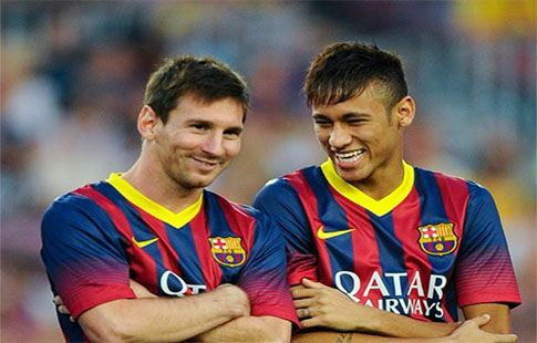 """Месси о попытках """"Барселоны"""" вернуть Неймара: """"Не знаю, всё ли возможное сделал клуб"""""""