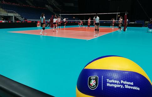 Россия разнесла Северную Македонию на ЧЕ-2019 по волейболу