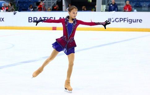 Щербакова победила Туктамышеву на турнире Lombardia Trophy. ВИДЕО