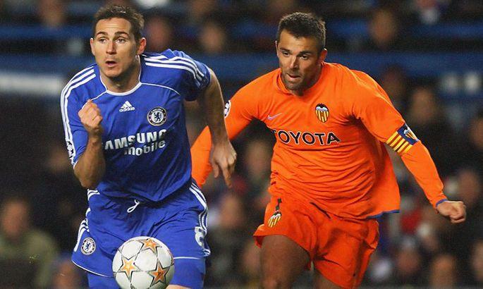 Футбол, Лига чемпионов, 1 тур, Челси - Валенсия, Прямая текстовая онлайн трансляция