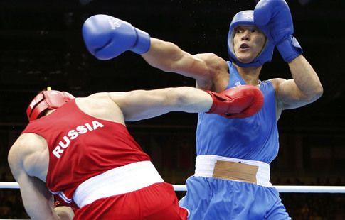 Замковой, Бабанин и Батыргазиев вышли в четвертьфинал ЧМ-2019 по боксу