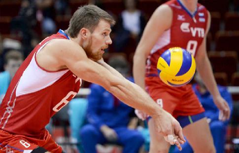 Словения - Россия: прямая видеотрансляция матч ЧЕ-2019 по волейболу