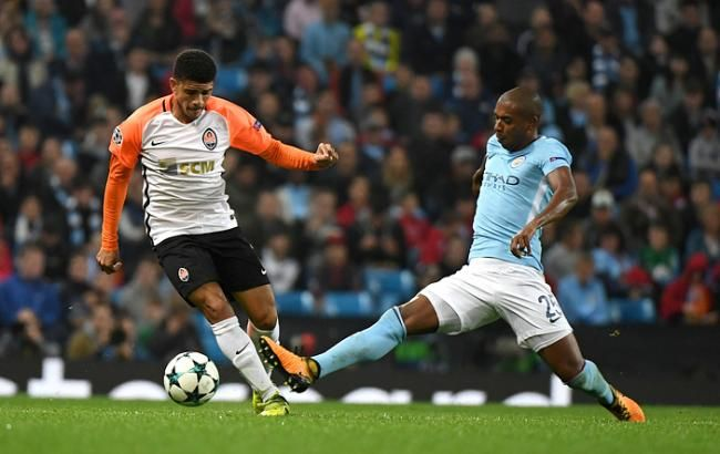 Футбол, Лига чемпионов, 1 тур, Шахтёр - Манчестер Сити, Прямая текстовая онлайн трансляция