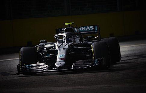 Формула-1, Гран-при Сингапура, Гонка,Прямая текстовая онлайн трансляция