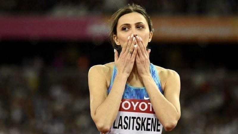 Ласицкене вышла в финал на чемпионате мира по лёгкой атлетике в Дохе