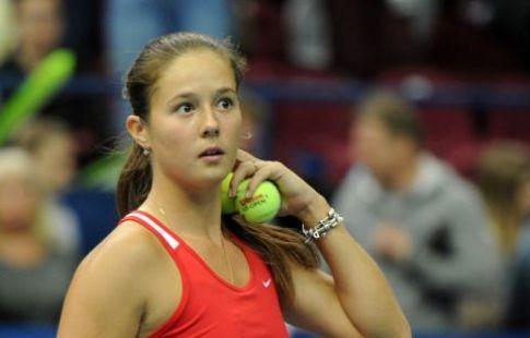 Касаткина обыграла Пэн Шуай в первом круге турнира в Пекине