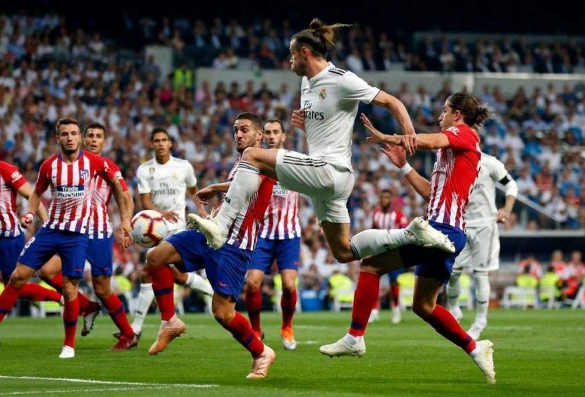 Футбол, Примера, 7 тур, Атлетико - Реал, Прямая текстовая онлайн трансляция