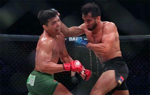 Мусаси одержал победу над Мачидой в главном поединке Bellator 228. ВИДЕО