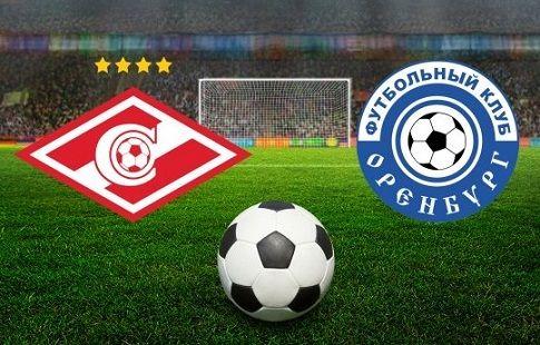 Футбол, РПЛ, Спартак – Оренбург, прямая текстовая онлайн трансляция