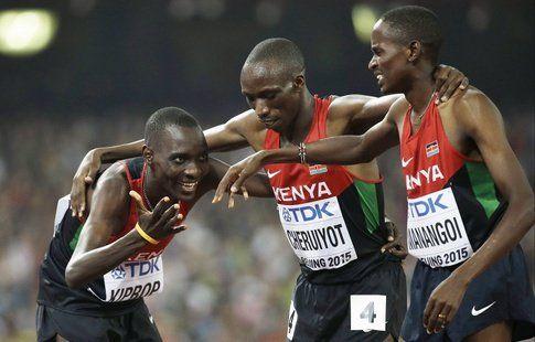 """Олимпийский чемпион Кэмпбелл - о ЧМ в Дохе: """"IAAF нужно думать о том, что они делают"""""""