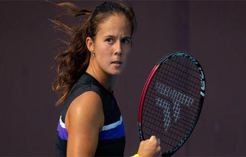 Касаткина пробилась в четвертьфинал турнира в Пекине
