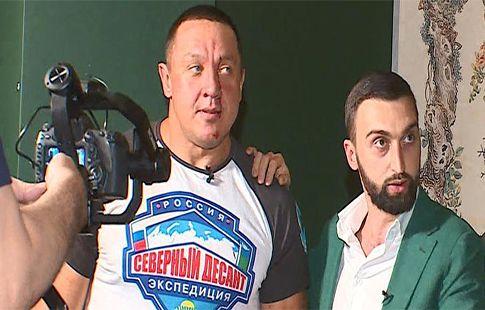 Кокляев извинился за инцидент с А.Емельяненко. ВИДЕО