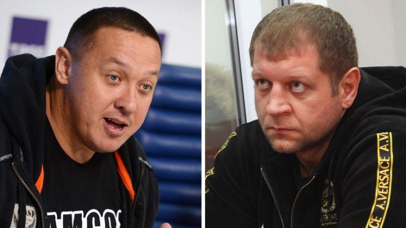 Стронгмен Кокляев планирует потратить часть гонорара за бой с А. Емельяненко на благотворительность