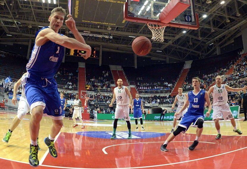 Баскетбол, Евролига, Альба - Зенит, Прямая текстовая онлайн трансляция