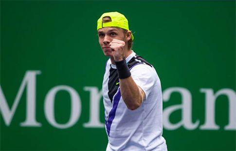 Шаповалов переиграл Тиафо на старте турнира в Шанхае