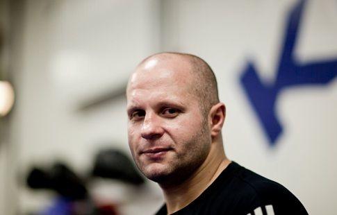 Фёдор Емельяненко проведёт бой 29 декабря в Японии