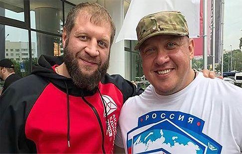 Емельяненко рассказал, почему принял вызов Кокляева на бой