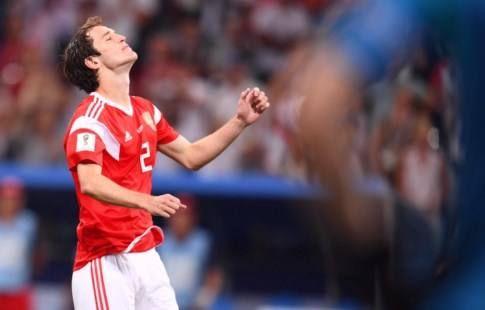 Кипр - Россия: Фернандес пропустит матч в Никосии, Баринов - под вопросом