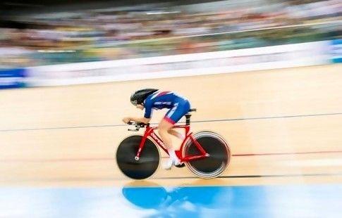 Войнова и Шмелёва в 6-й раз подряд выиграли командный спринт на ЧЕ по велоспорту