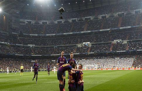 """""""Барселона"""" не хочет переносить """"Эль-Классико"""" в Мадрид"""