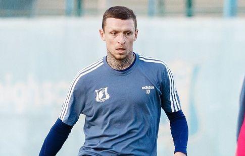 "Мамаев на тренировке ""Ростова"". ФОТО"