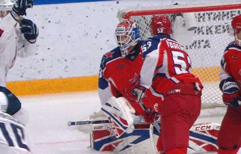 ЦСКА продлил победную серию до 7-и матчей. ВИДЕО