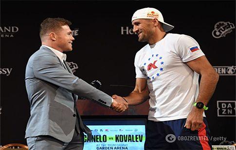 Ковалёв уверен в своей победе над Альваресом