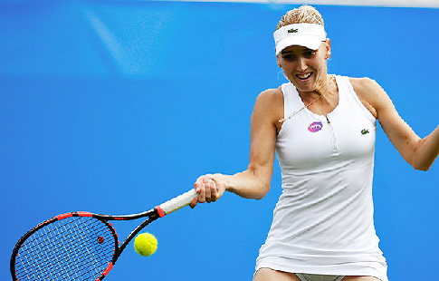 """Веснина: """"Вернусь ли я в теннис? Всё возможно"""""""