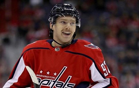 Кузнецов - вторая звезда дня в НХЛ