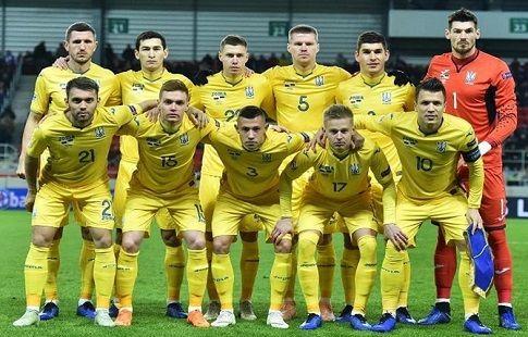 Сборная Украины потеряла двух лидеров перед матчем с Сербией