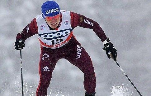Спицов стал вторым в гонке на 15 км на турнире в Финляндии
