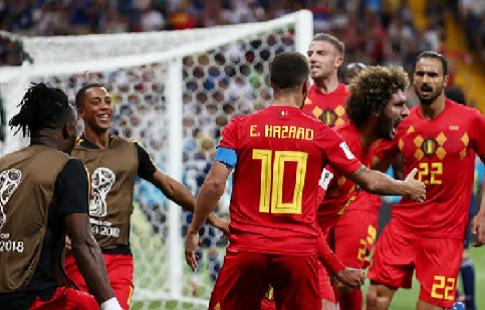 Россия — Бельгия: всё, что осталось за кадром матча. ВИДЕО