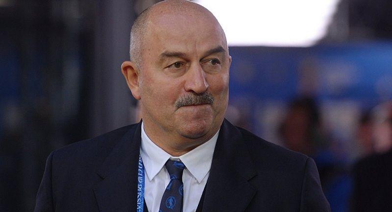 Черчесов рассказал о цели, которую поставил перед сборной России в матче с Сан-Марино