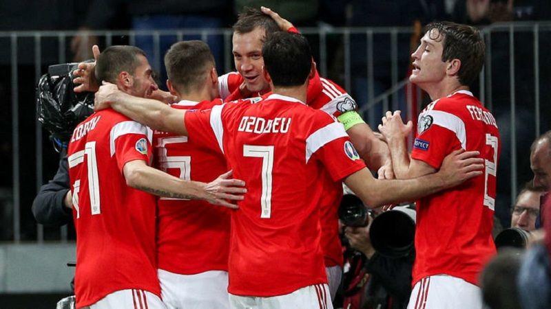 Российская сборная проведёт товарищеский матч с Молдавией