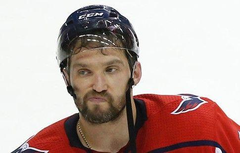 Овечкин вышел на третье место в списке снайперов сезона НХЛ