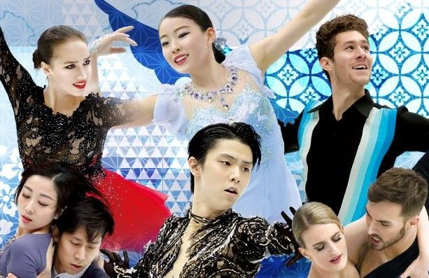 Пападакис/Сизерон лидируют на Гран-при Японии