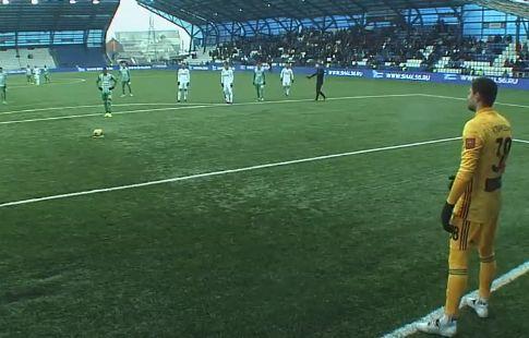 """""""Оренбург"""" - """"Ахмат"""" - 0:1: Игра рукой и реализованный пенальти. ВИДЕО"""