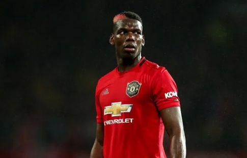 """Погба хочет покинуть """"Манчестер Юнайтед"""""""