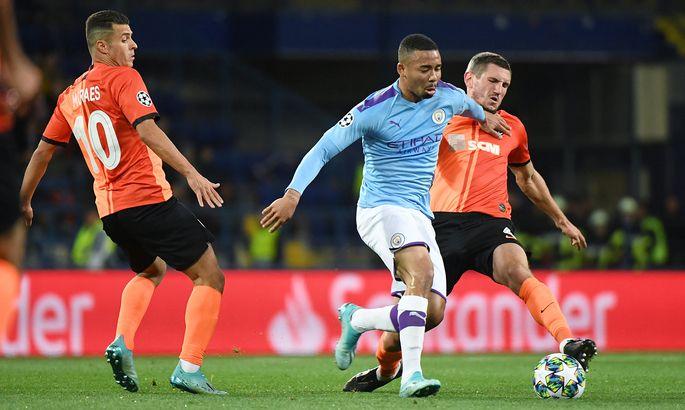 Футбол, Лига чемпионов, 5 тур, Манчестер Сити - Шахтёр, Прямая текстовая онлайн трансляция