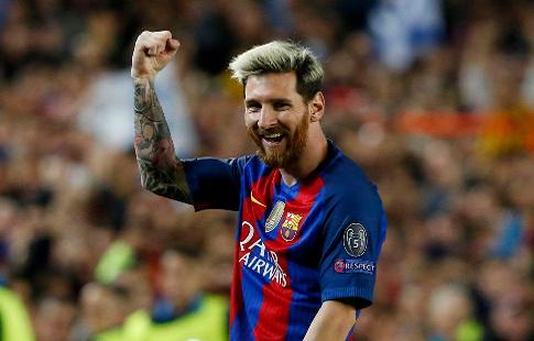 """""""Барселона"""" - """"Боруссия"""" - 2:0: Месси забивает свой 613-й гол за сине-гранатовых. ВИДЕО"""