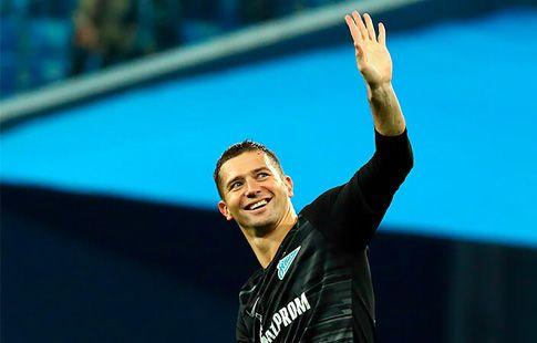 """Голкипер """"Зенита"""" Кержаков попал в команду недели 5-го тура Лиги Чемпионов"""