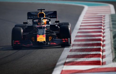 Формула-1, Гран-при Абу-Даби, Квалификация, Прямая текстовая онлайн трансляция